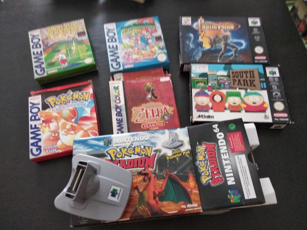 Estimation Super Nintendo, 3DS , PSP, Dreamcast, Nintendo DS, Starex Img_2050
