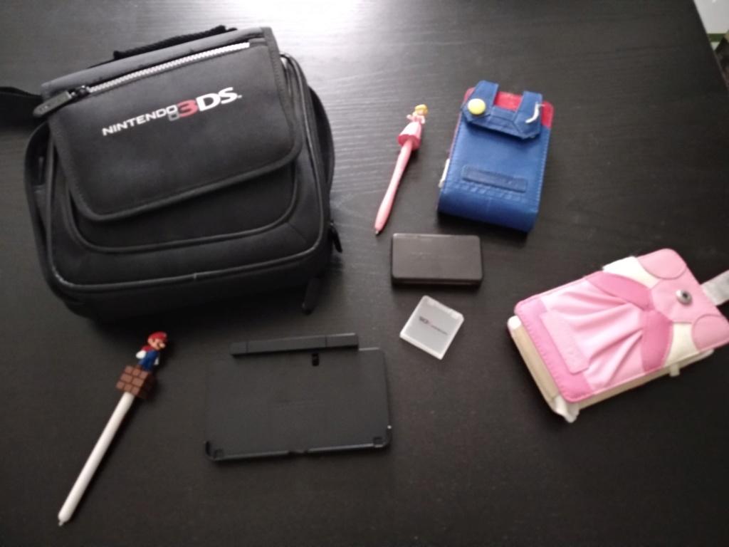 Estimation Super Nintendo, 3DS , PSP, Dreamcast, Nintendo DS, Starex Img_2051