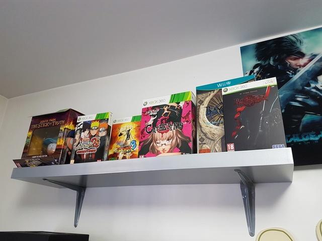 Sulfatt et sa gameroom ! [Maj 09/16 - Refonte du premier post / figurines en p.3 !] Etager10