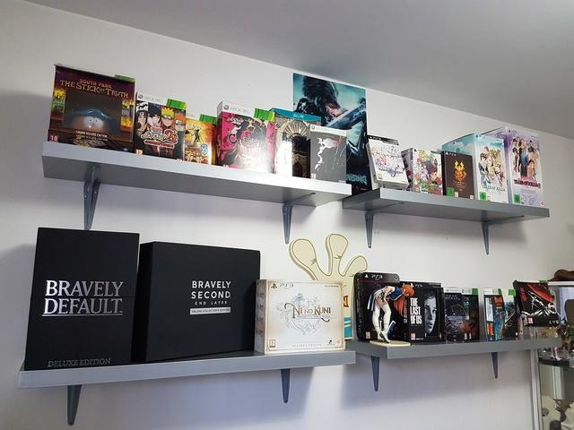Sulfatt et sa gameroom ! [Maj 09/16 - Refonte du premier post / figurines en p.3 !] Etager13