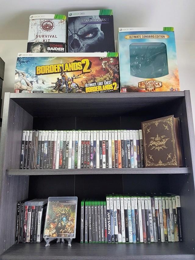 Sulfatt et sa gameroom ! [Maj 09/16 - Refonte du premier post / figurines en p.3 !] Xbox_110