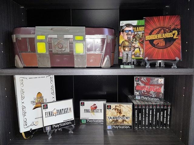 Sulfatt et sa gameroom ! [Maj 09/16 - Refonte du premier post / figurines en p.3 !] Xbox_310