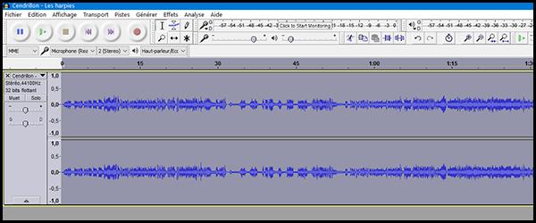 [Audacity] Réaliser un instrumental à partir d'une chanson Audaci14