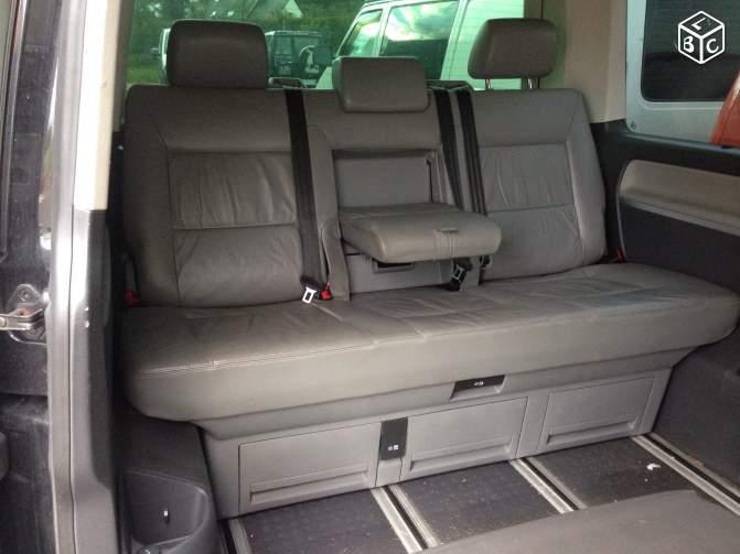 siège intermédiaire cuir MULTIVAN Banq210