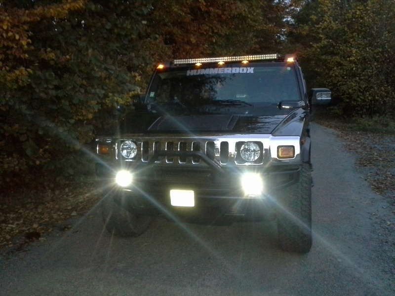 HUMMER H2 sut  - Page 3 20161015