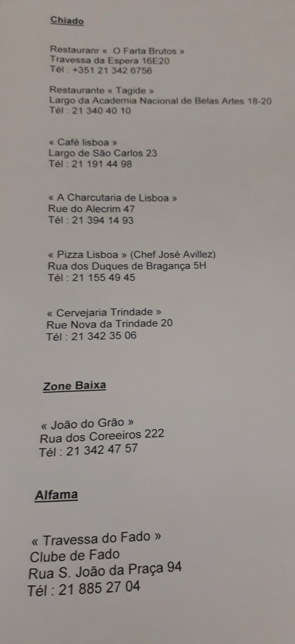 Lisbone (city trip juin) 20190148