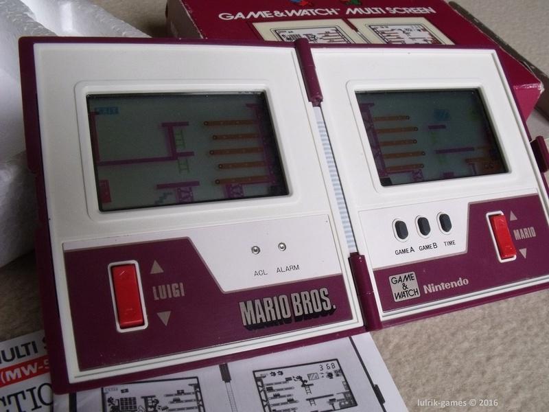 Nintendo Game&Watch Multi-Screen MarioBros Gw_mar11