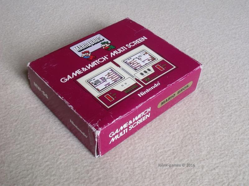 Nintendo Game&Watch Multi-Screen MarioBros Gw_mar12