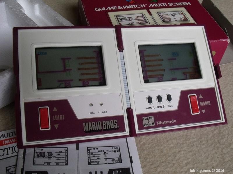Nintendo Game&Watch Multi-Screen MarioBros Gw_mar17