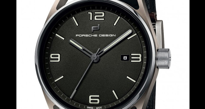 News: Porsche Design 1919 Datetimer Black Edition Eternity Titanium Porsch10