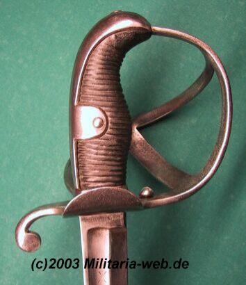 Les essais de remplacement du Blücher Sâbel 1811 Gefaes12