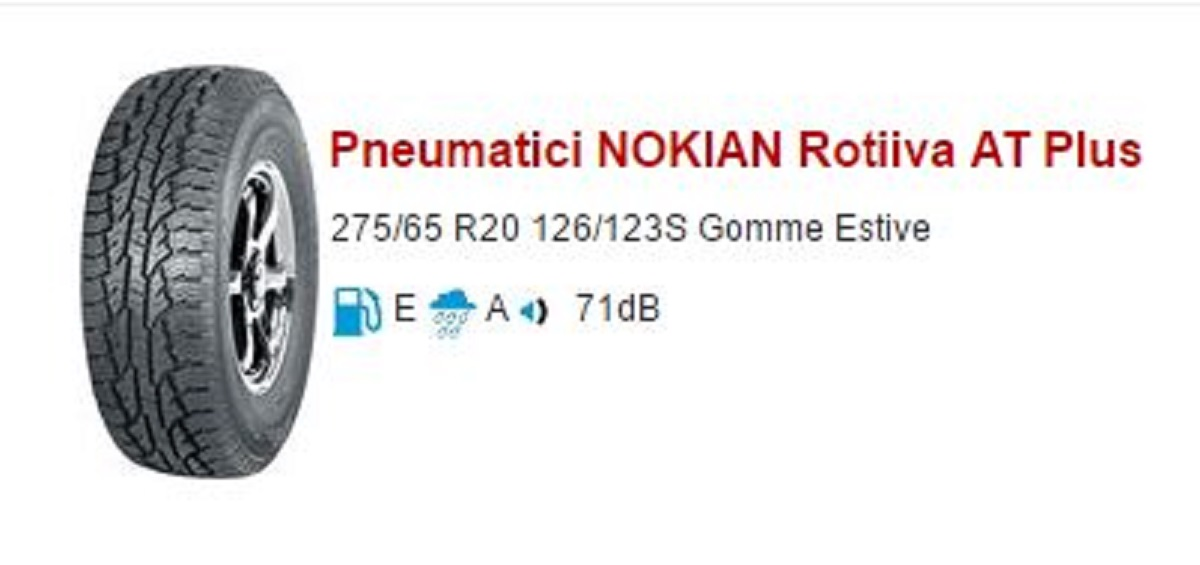 nuovi cerchi omologati MAK Fuoco 8.5x20 ET35 e gomme 275/65r20 Nokian10