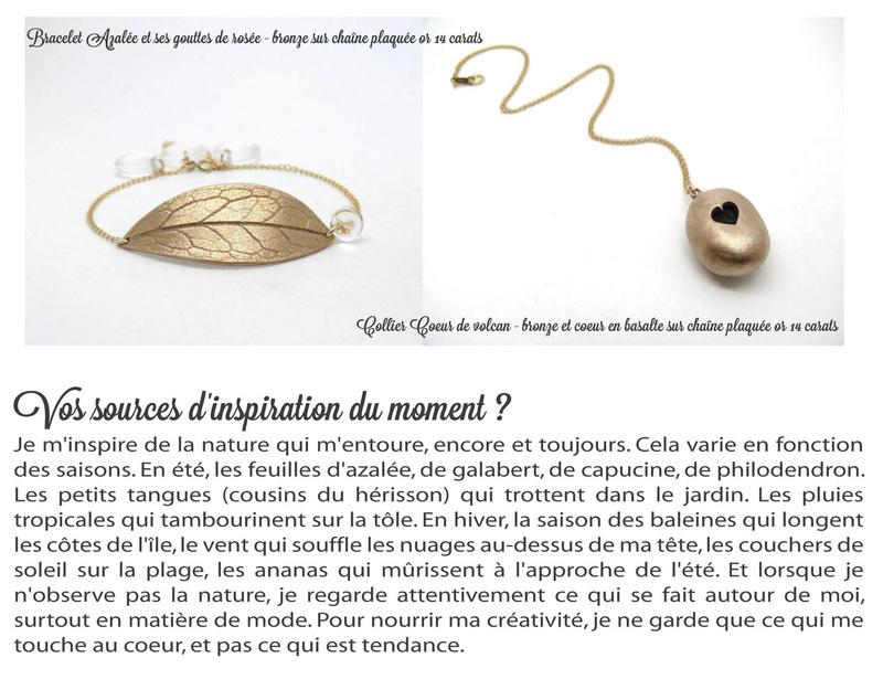 L'artiste du mois de novembre 2016 : Marion Rouaux Marion32