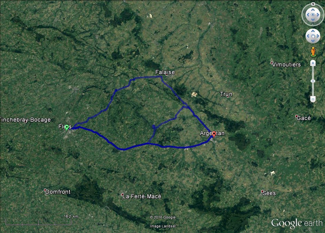 [résolu] Effacer des routes dans Google Earth ?? Flers10