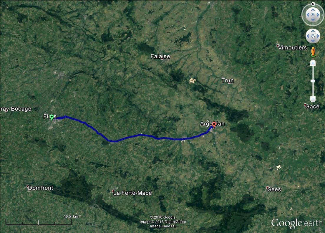 [résolu] Effacer des routes dans Google Earth ?? Flers_10