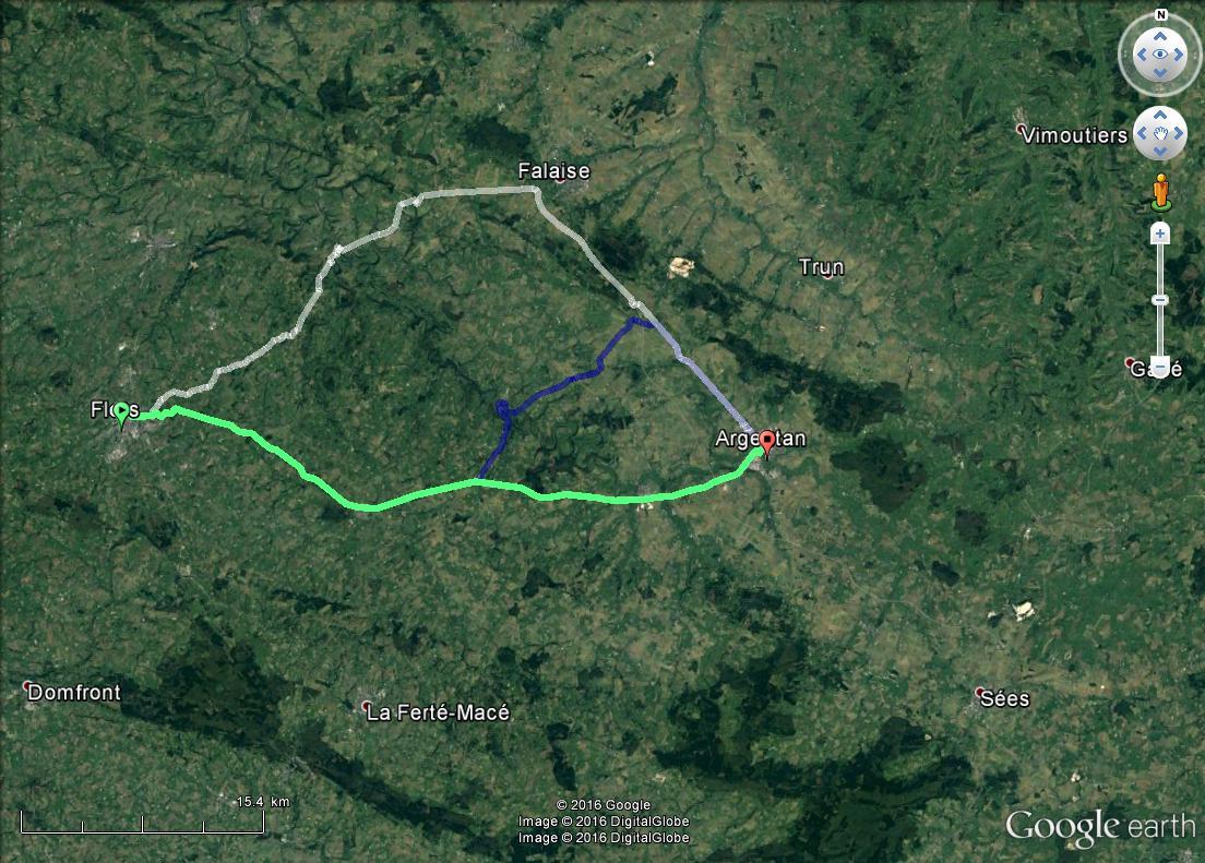 [résolu] Effacer des routes dans Google Earth ?? Flers_13