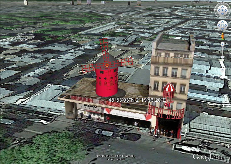 STREET VIEW : le Moulin Rouge (Paris France) - Page 3 Mou10