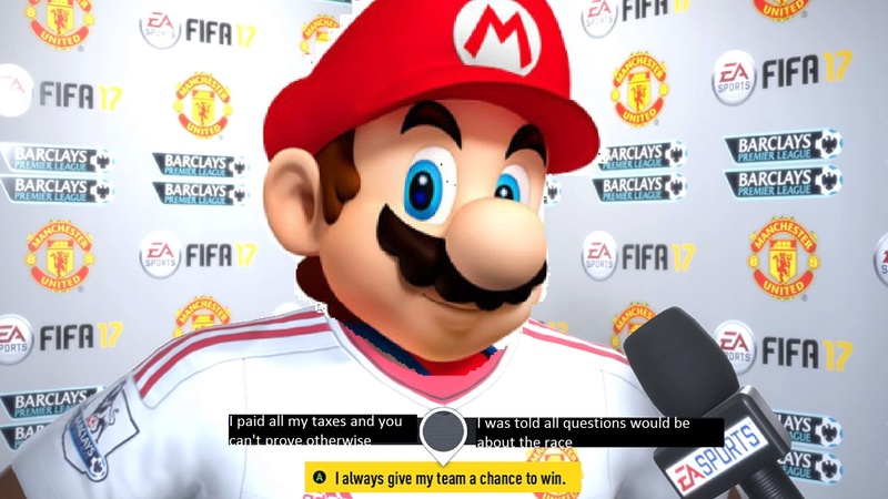 Mario Kart 8 Deluxe (King Boo This Man) Fifa1710