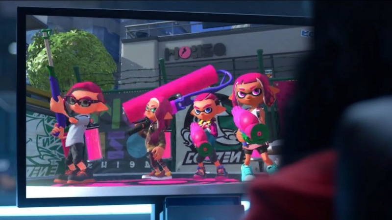 Spla2n: 2018 is The Year of the Octoling Splat10