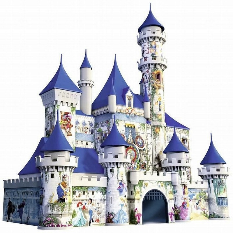 Les puzzles Disney 3D Clipbo11