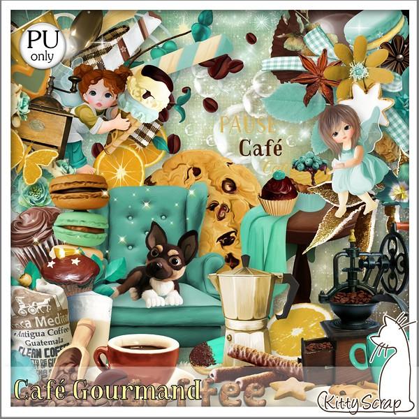 Cafe gourmand Kittys10