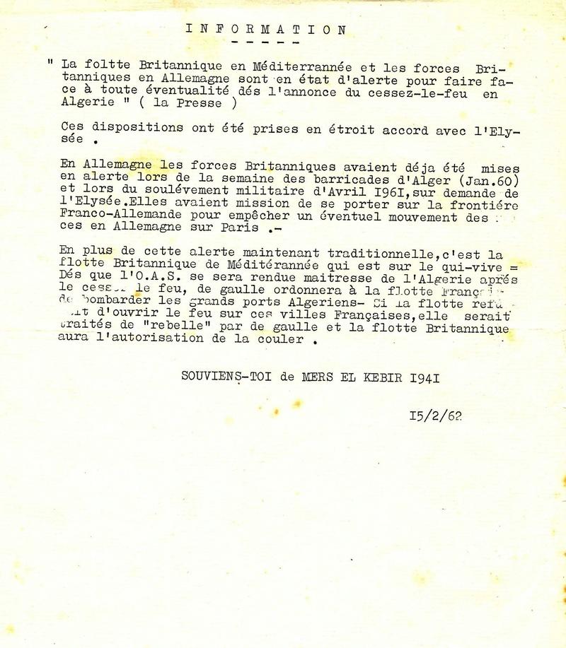 tracts de l'OAS A10