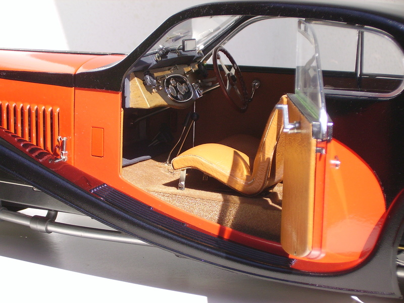Pocher K72: Rolls Royce Sedanca Coupé Phantom II 1932  00510