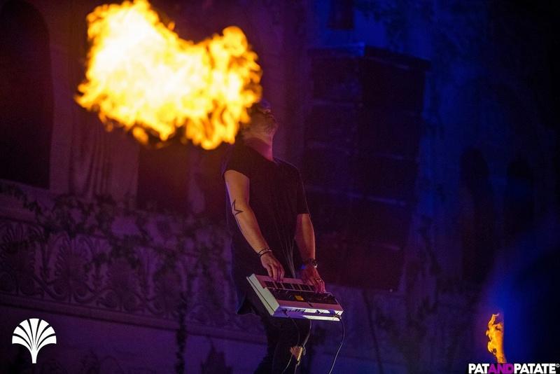 [10/09/2016] Electric Festival - Lyon - France 14289810