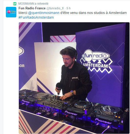 [19/10/2016] Fun Radio - ADE2016 - Amsterdam Captu105