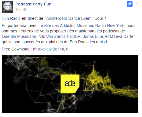[19/10/2016] Fun Radio - ADE2016 - Amsterdam Captu203