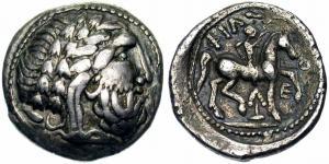 Bronze grec de Thrace pour la ville d'Odessos 9669510