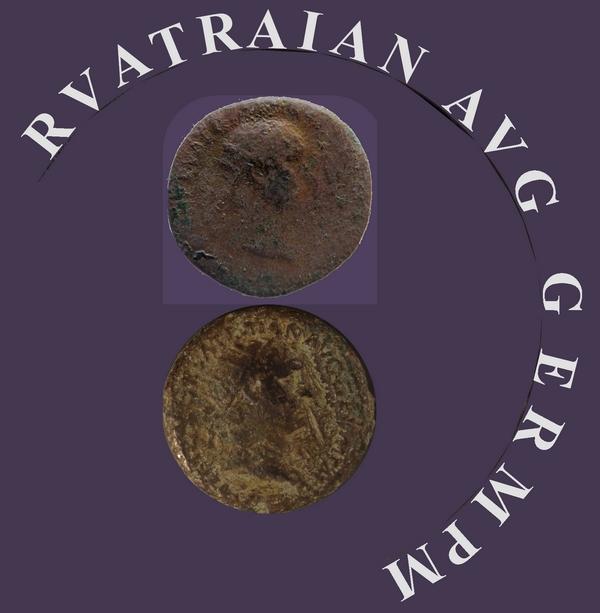 Trajan - Dupondius - RIC 411 Kantch10