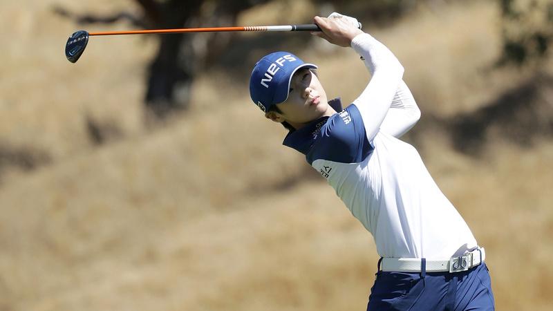 Korean LPGA Sung Hyun Park Sung_h10