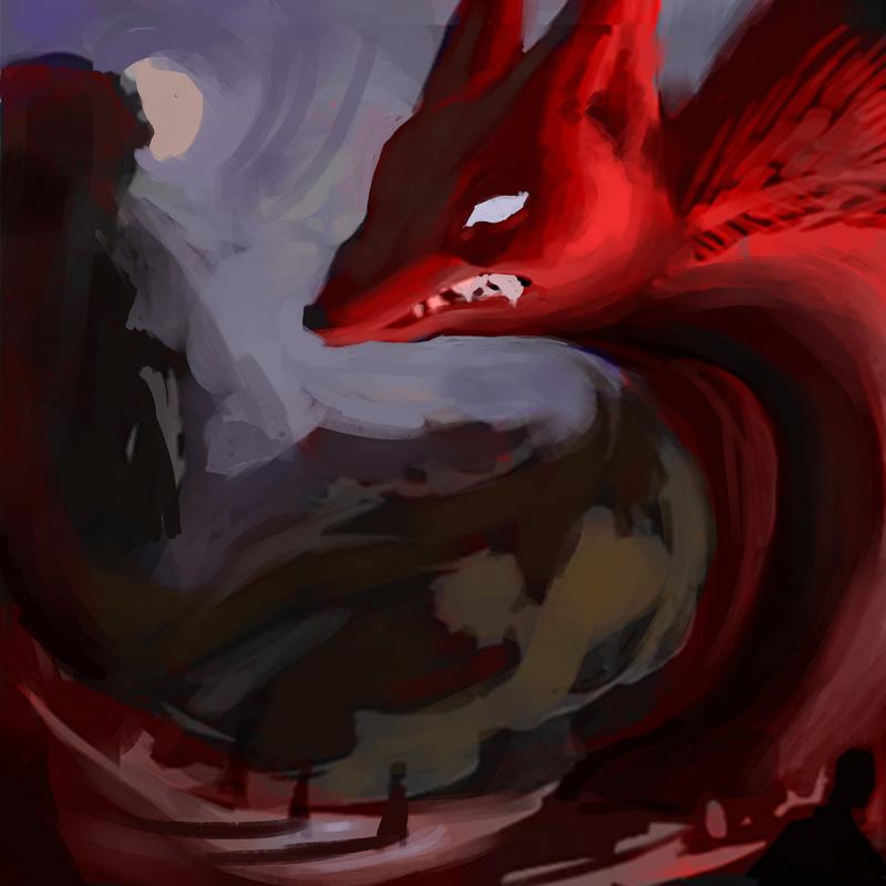 Medeuka -Loups graouuh - imchallenge3 Afiniw10