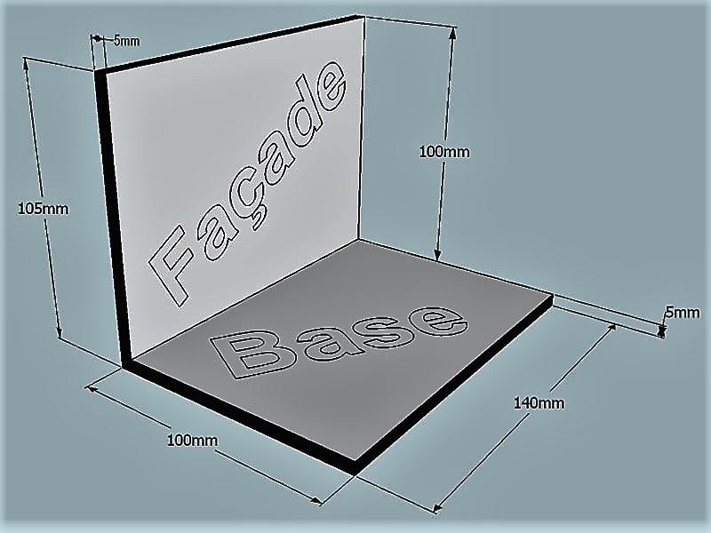 Diorama garage + LADA BA3-2104 au 1/43°. Dioram13