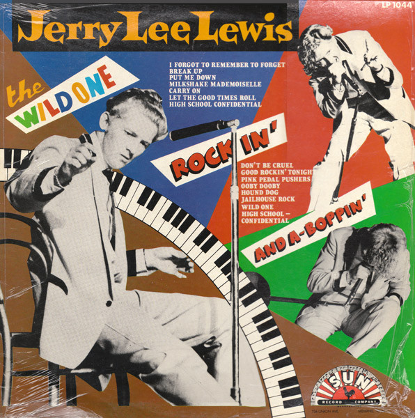 JERRY LEE LEWIS R-607510