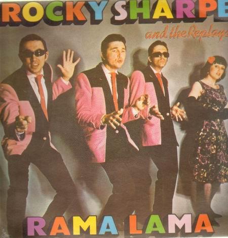 ROCKY SHARPE & THE REPLAYS  Rocky_10