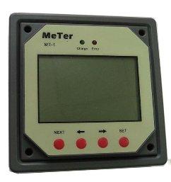 Régulateur panneau solaire Moove Mt110