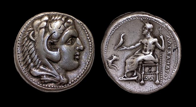 Les quelques grecques de Titus Tetrad10