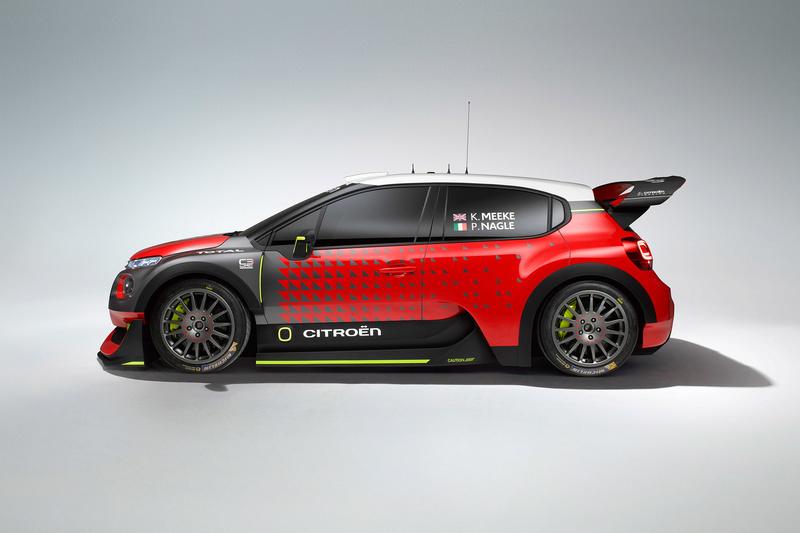 [SUJET OFFICIEL] Citroën C3 III WRC - Page 3 C3wrc310