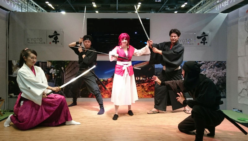 Japan Expo 17e impact (7-10 juillet 2016) Yona10