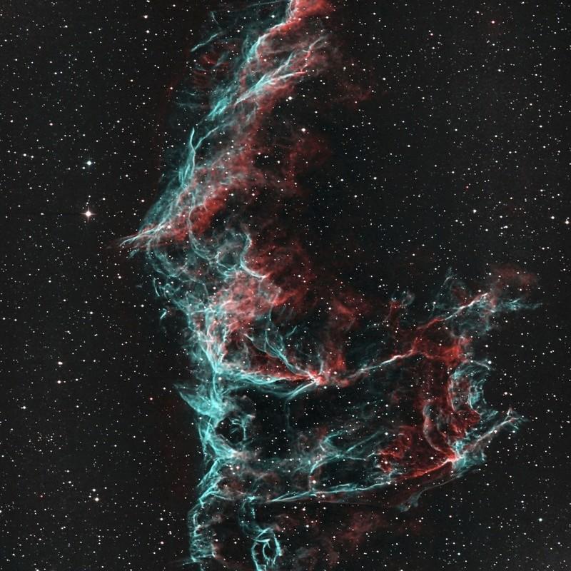 ngc 6995 constellation du Cygne Ngc_6910