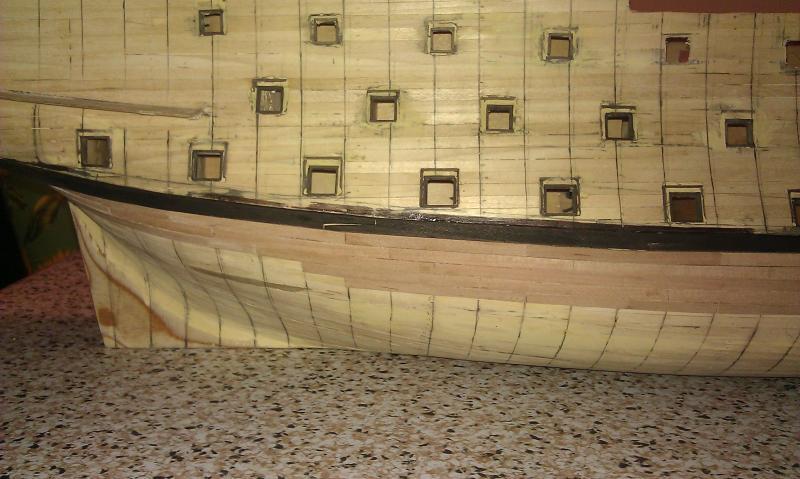 Sovereign Of The Seas XVII ème siècle de Sergal Mantua.  - Page 6 Imag0010