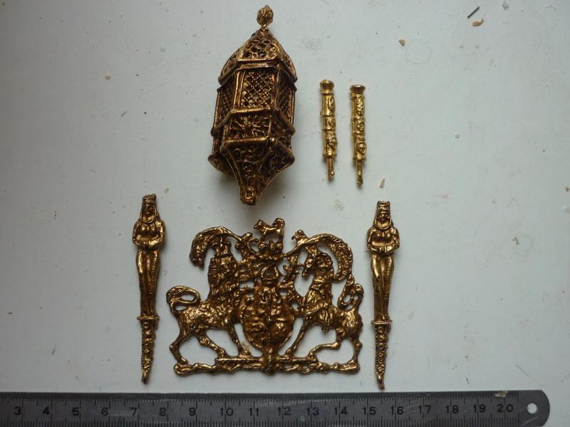 Sovereign Of The Seas XVII ème siècle de Sergal Mantua.  - Page 6 P1070645