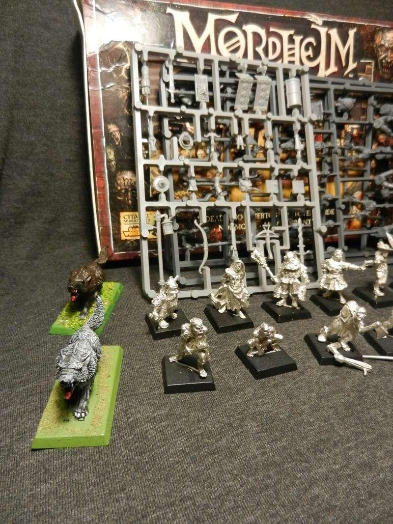 Bande complète de Morts Vivants Mordheim (avec boite) Dscn7416