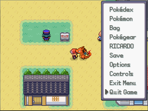 Pokémon Chronicles Demo - Version 16.5 Pokemo15
