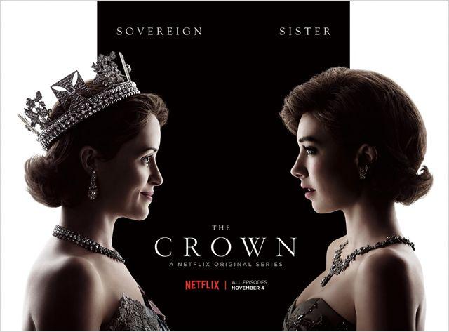 Série The Crown : le règne de la reine Elisabeth II 07601810
