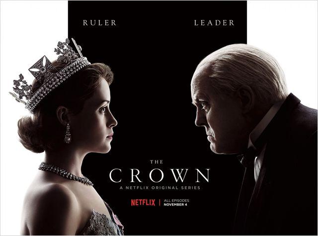 Série The Crown : le règne de la reine Elisabeth II 07679910