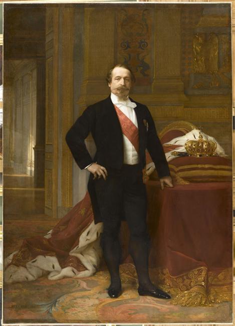 Napoléon III - Second Empire : Exposition et événements au Musée d'Orsay 09-58210
