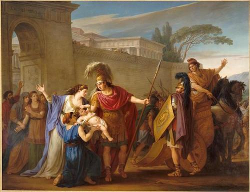 Joseph-Marie Vien, artiste peintre 18560310